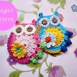 Estelle Owl Crochet Patter..