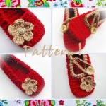 Best Wishes Crochet Slippe..