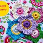 Very Easy Flowers Crochet ..